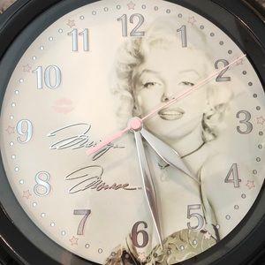 Other - 🛍💋💋Marilyn Monroe Wall Clock